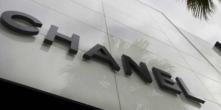 Chanel   les chiffres en or que la marque de luxe garde secrets ... eff1681fca6