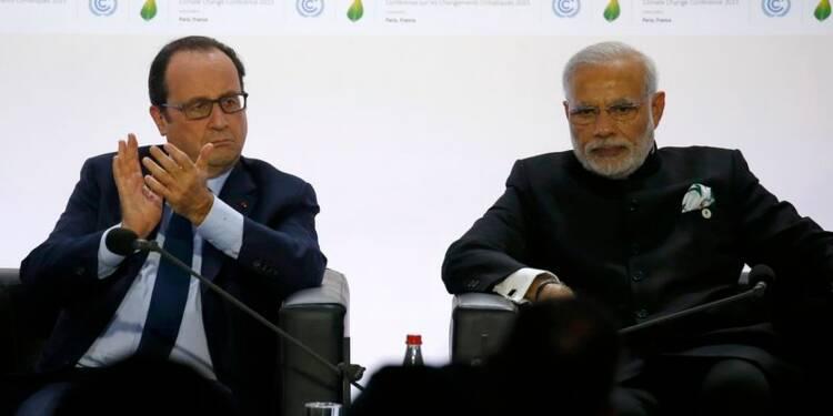 """L'""""Alliance solaire internationale"""" lancée en marge de la COP21"""