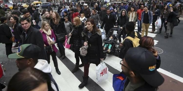 Les ventes au détail rebondissent nettement en janvier aux USA