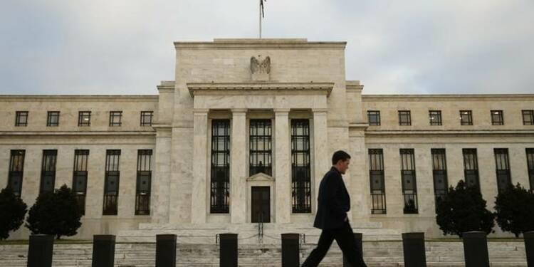La Fed a relevé ses taux en poursuivant le débat sur l'inflation