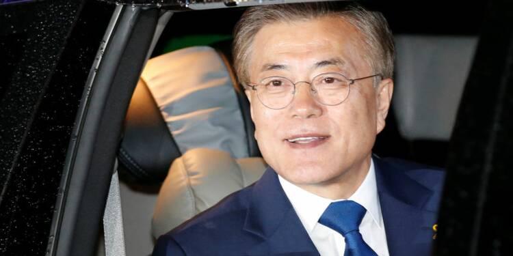 Large victoire de Moon Jae-in à la présidentielle sud-coréenne
