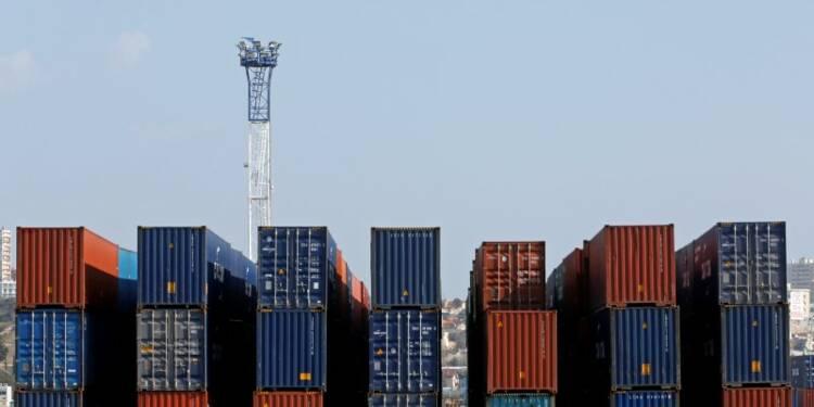 Le déficit commercial en forte hausse en février