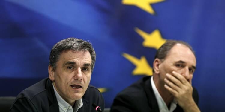 La Grèce et ses créanciers progressent vers un accord