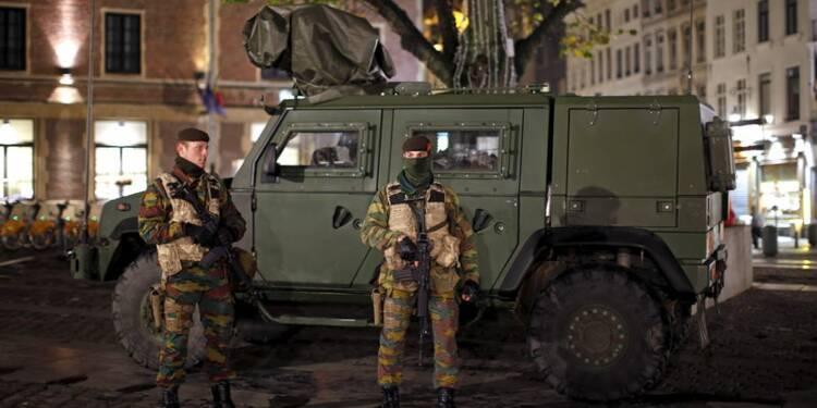 Alerte maximale maintenue à Bruxelles, une inculpation