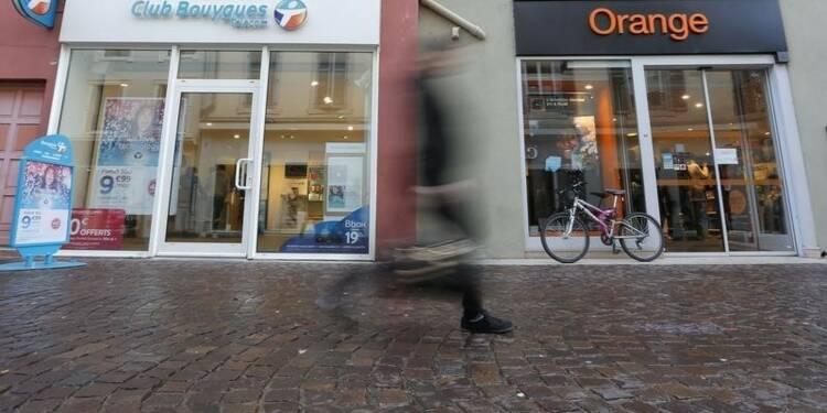 Toujours pas d'accord entre Orange et Bouygues Telecom