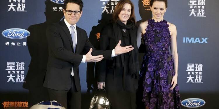 Le nouveau Star Wars dépasse le milliard de dollars de recettes