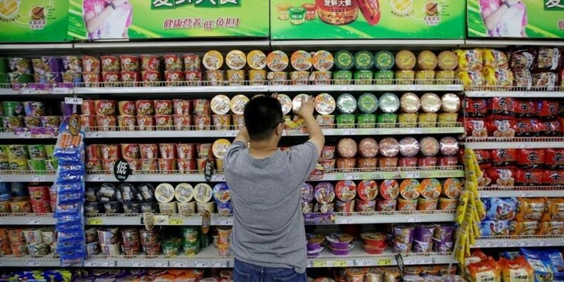 L'inflation ralentit en Chine