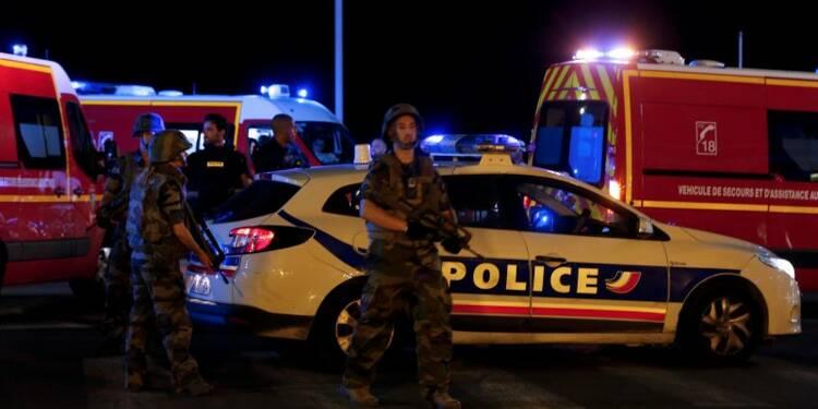 Une soixantaine de morts à Nice, selon le parquet