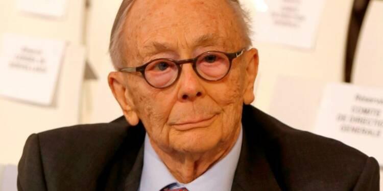 Décès de Roland Peugeot, ancien président du conseil de PSA