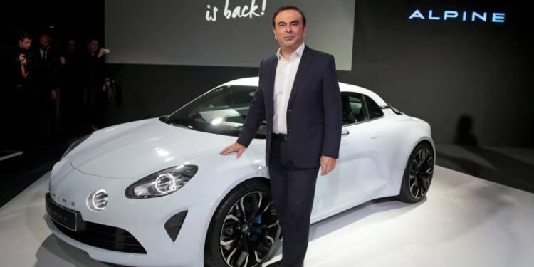 Renault dévoile sa future Alpine à Monaco