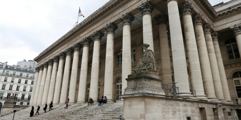 Les Bourses européennes réduisent leurs pertes à la mi-séance