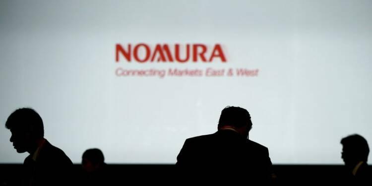 Nomura supprimerait 500 à 600 postes, surtout en Europe