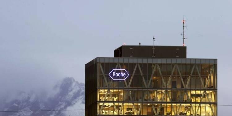 Roche déçoit le marché en 2015, mais promet un rebond en 2016