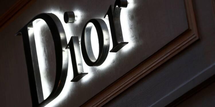 Dior Couture affiche un résultat en recule