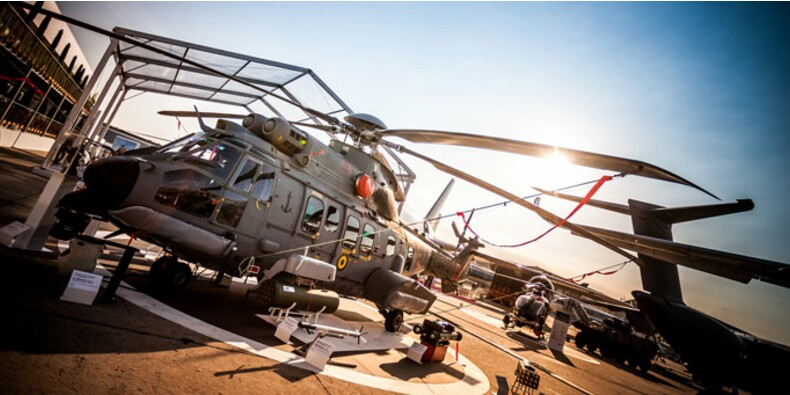 Le Koweït achète pour 1 milliard d'euros d'hélicoptères à Airbus