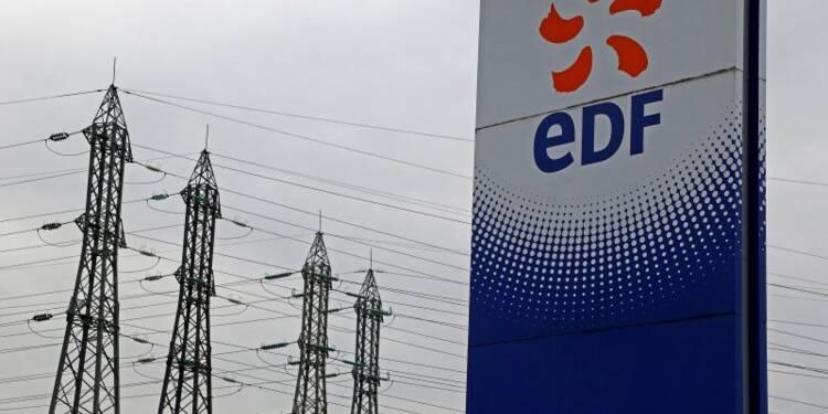 EDF va supprimer jusqu'à 4.200 postes en France en 3 ans