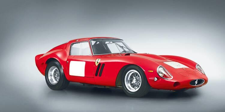 """Ferrari 250 GTO, 1962 : Le chef-d'œuvre du """"Commendatore"""""""