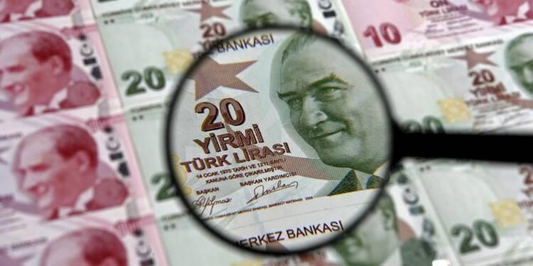 L'indépendance de la banque centrale turque à nouveau en cause