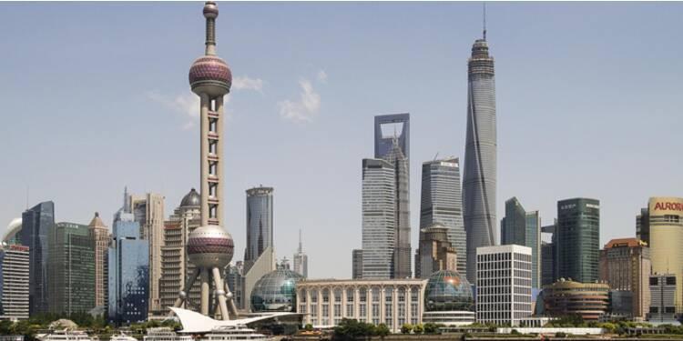 La Chine fait courir un risque majeur à l'économie mondiale