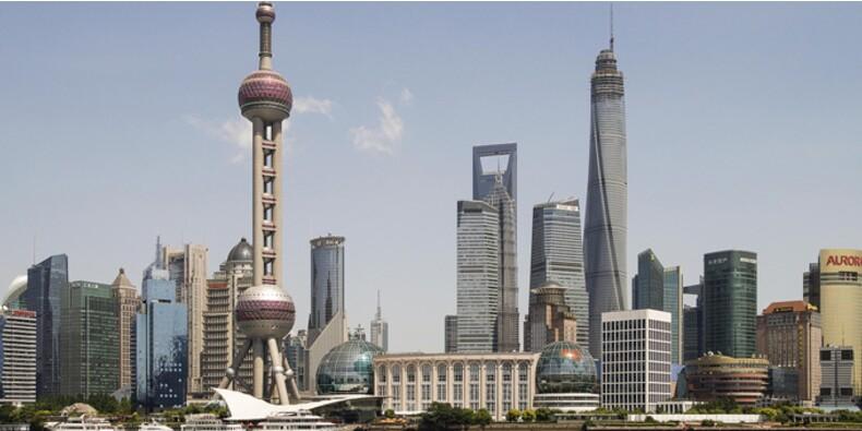 La Chine fonce vers la déflation