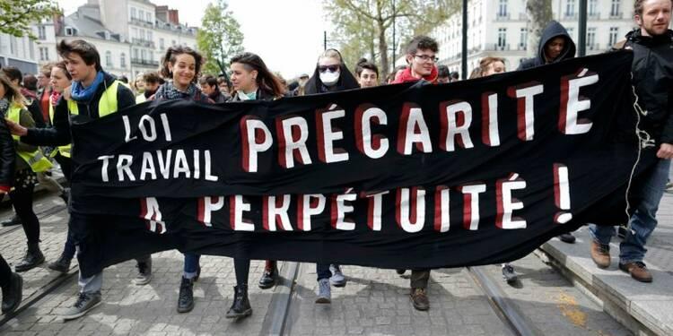 Heurts à Nantes après une manifestation contre la loi Travail
