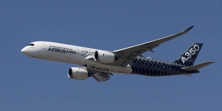Airbus prévoit 700 commandes d'avions en 2016