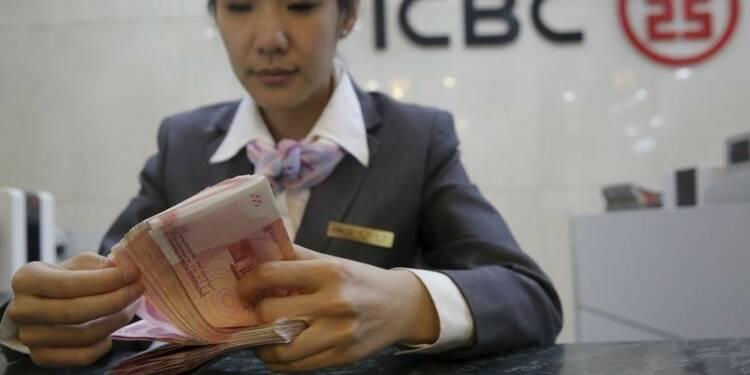 Les banques chinoises aux premiers rangs dans le monde