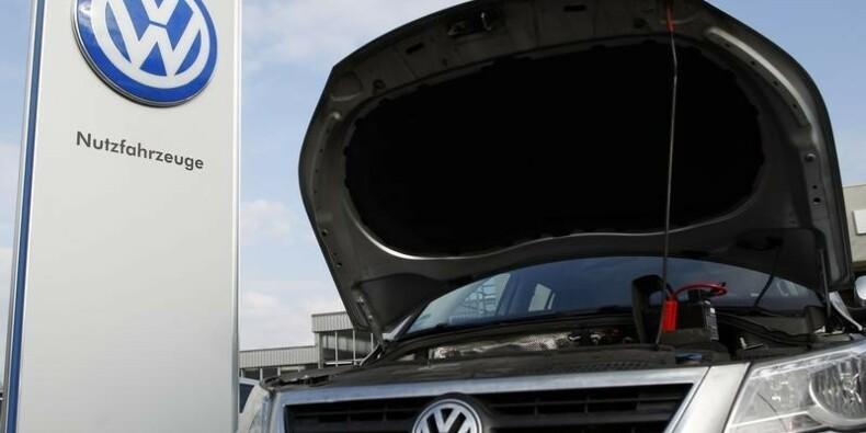Rappel en Allemagne de 630.000 véhicules après le scandale VW