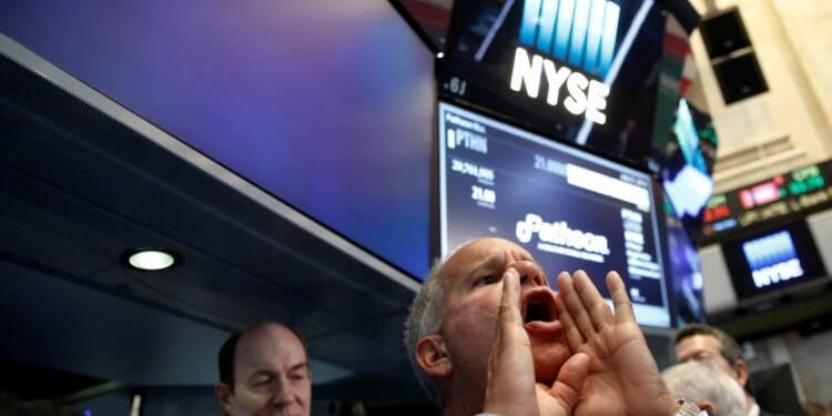COR-Le Dow Jones gagne 0,27%, le Nasdaq prend 0,50%