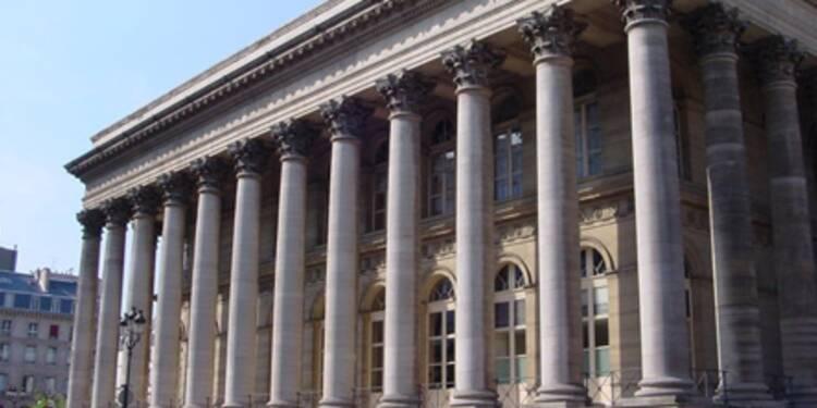 La Bourse de Paris à son plus haut niveau en 2 ans, la BCE en soutien