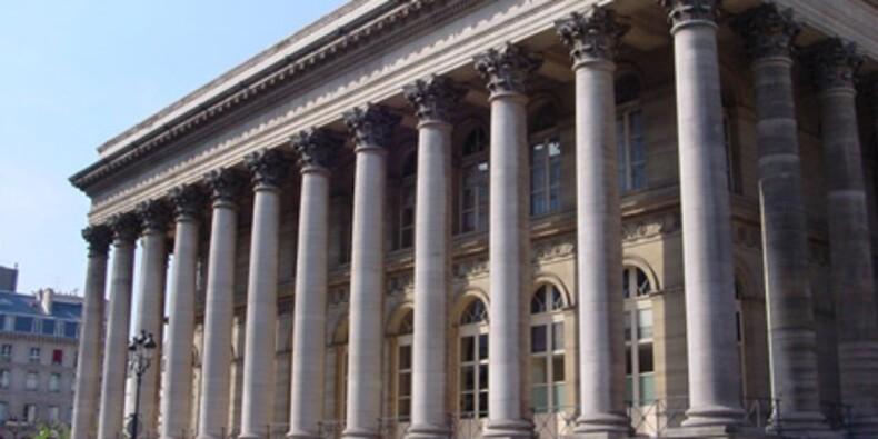 Troisième baisse consécutive pour la Bourse de Paris