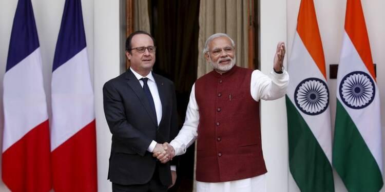 La France veut doubler ses investissements en Inde