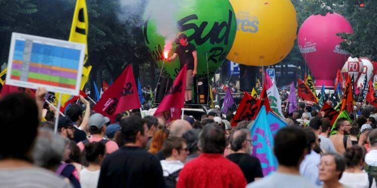 Onzième journée anti loi-Travail sur fond d'essoufflement