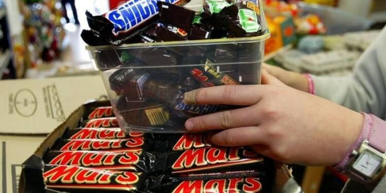 Mars annonce la suppression de tous les colorants artificiels