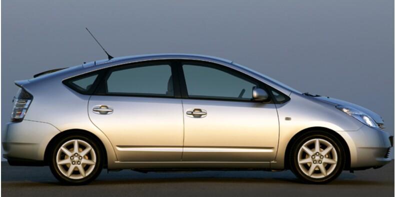 Toyota Prius, 1997: La familiale qui consomme 4 litres aux 100