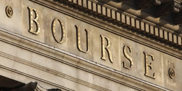 Lundi noir à la Bourse de Paris, le CAC 40 sous 3.000 points