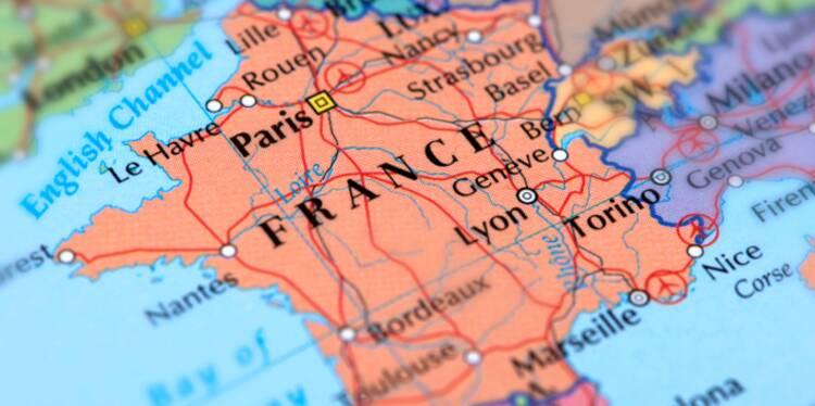 Les régions françaises bien gérées et celles qui le sont moins