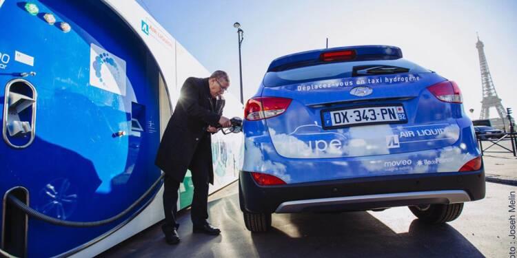 Hydrogène : le carburant de demain ?