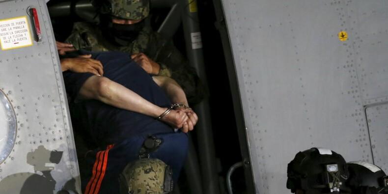 Le baron de la drogue El Chapo repris au Mexique
