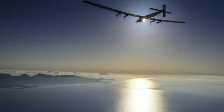 Solar Impulse 2 reprend son tour du monde
