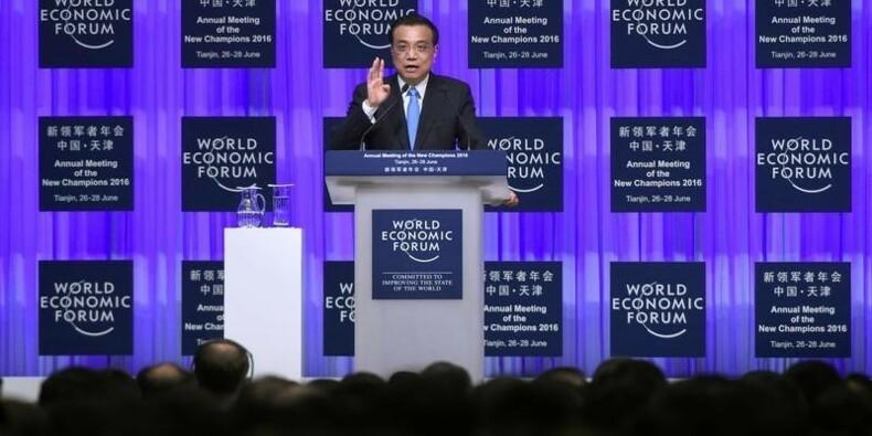Pour Pékin, le Brexit accroît l'incertitude économique mondiale