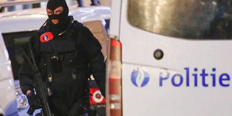 Nouvelle arrestation à Bruxelles liée aux attentats de Paris
