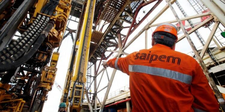Saipem rate le consensus mais confirme ses prévisions 2016
