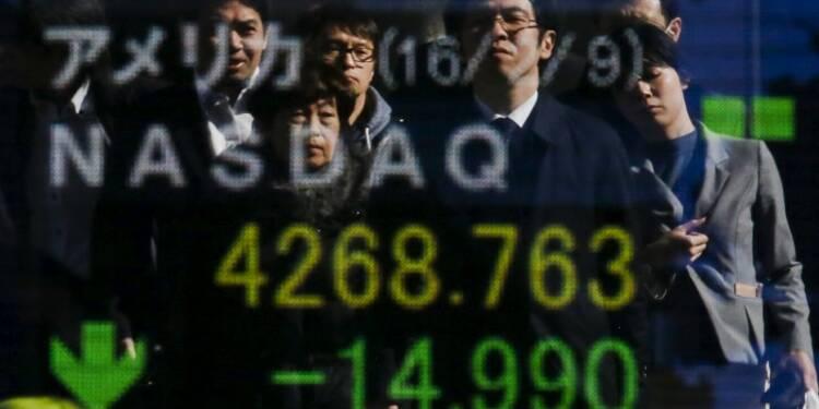 Tokyo en appelle au G20 à propos des turbulences sur les marchés