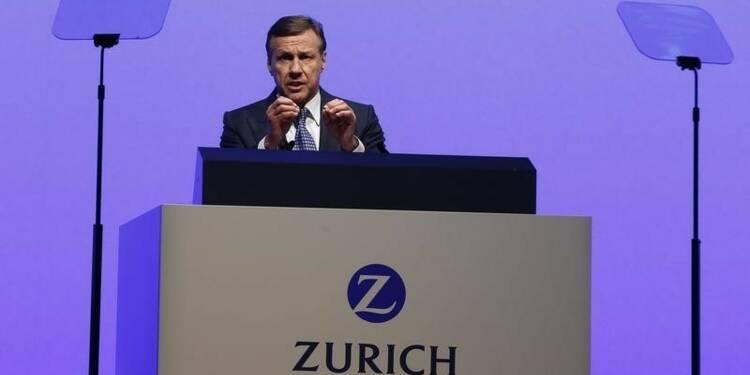 Zurich Insurance annonce la démission de son directeur général