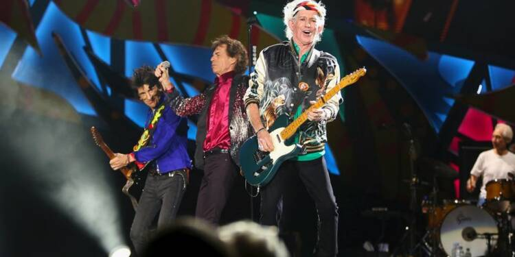 """""""Hola Habana !"""", les Rolling Stones sur scène à Cuba"""