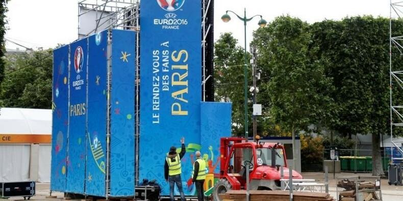 Les moyens de police renforcés à Paris pour l'Euro