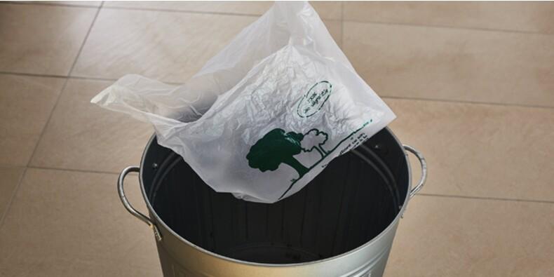 Les sacs plastique, bon débarras !