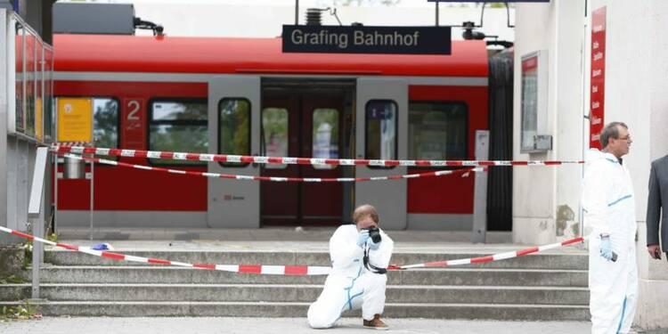 Agression meurtrière imputée à un déséquilibré près de Munich