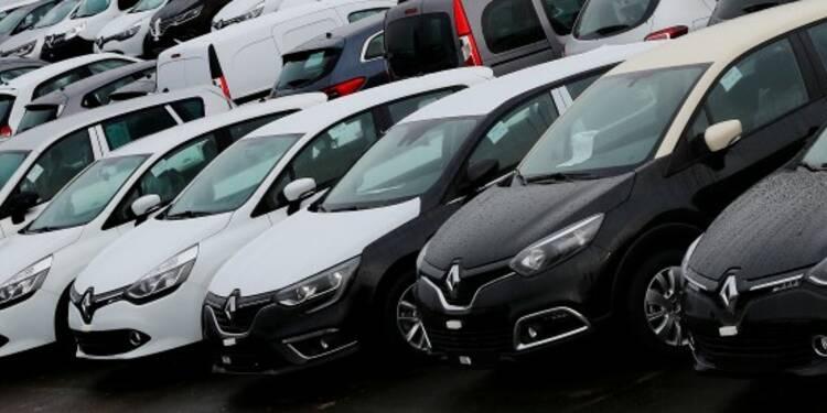 Renault : ventes record et 3 milliards d'euros de bénéfices en 2015